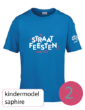 De Straatfeesten limited edition T-shirt - kids_