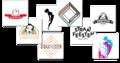 Set-onderzetters-flexibel-kunststof-met-alle-logos